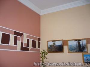 Как покрасить стены в доме?