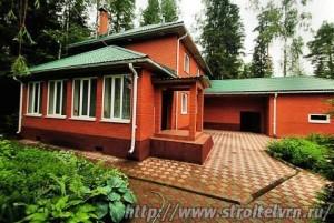 Стильный коттедж в Воронежском лесу построить