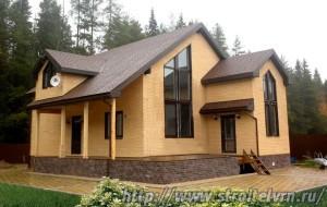 построить качественный дом в Воронеже