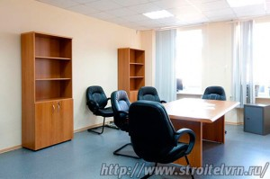 Ремонт офиса в Воронеже