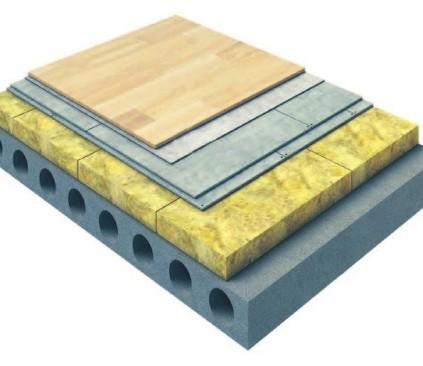 Шумоизоляция квартиры установка плавающего напольного покрытия