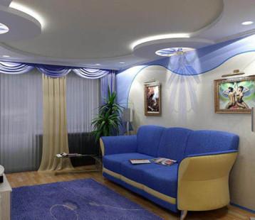 Ремонт квартир и интерьер