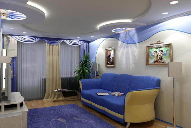 Наши работы + 2 200 фото на ремонт квартир в Москве