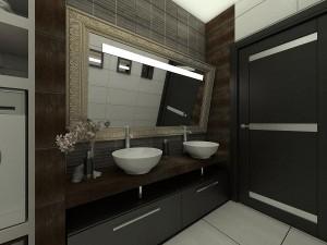 Евроремонт ванной комнаты: освежаем интерьер