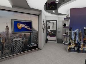 Интерьер, дизайн и отделка квартиры