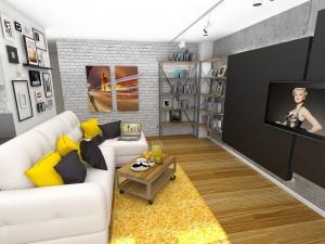 Дизайн и ремонт гостиной. Фото дизайна интерьера